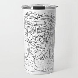 Pablo Picasso Tete de Femme 1939 (Head Of A Woman) T Shirt Travel Mug