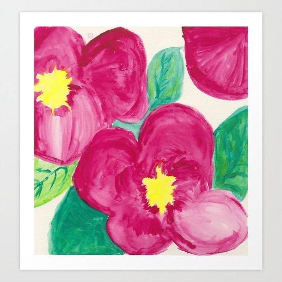 Giselle Art Print