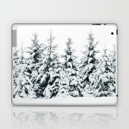 Snow Porn Laptop & iPad Skin