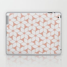 Blush Petals Laptop & iPad Skin
