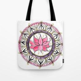 Lotus beauty Tote Bag