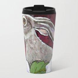 Moonflower Jackrabbit Travel Mug