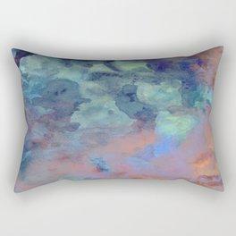 Van GoGo Blue Rectangular Pillow