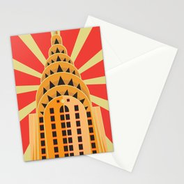 The Chyrsler  Stationery Cards