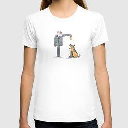 Pavlov & Dog T-shirt
