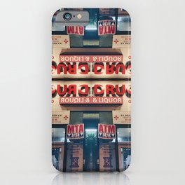 Rx iPhone Case