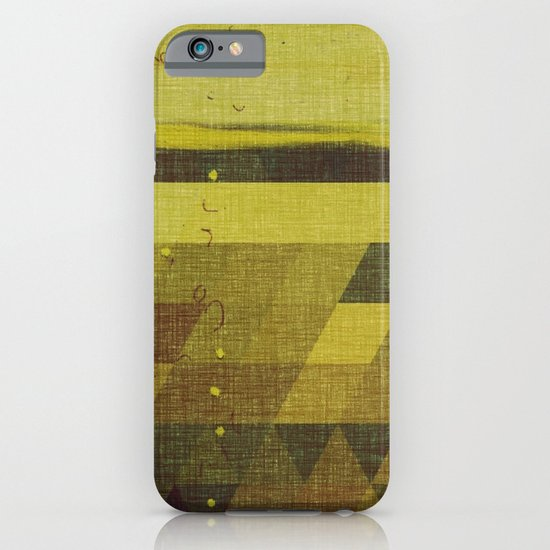 Solidago Meadow iPhone & iPod Case