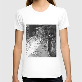 Morning Joey Digital Photo T-shirt