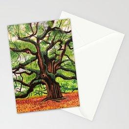 Angel Oak Stationery Cards