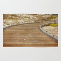 The Path to Discovery Rug
