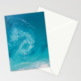 Rip Current Stationery Cards