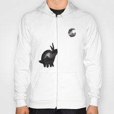 。Yearning for the Moon 。 Hoody