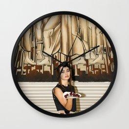 Cheri, Cheri Lady Wall Clock