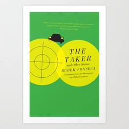 The Taker and Other Stories Art Print