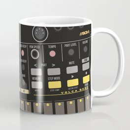 Volca Benz Coffee Mug