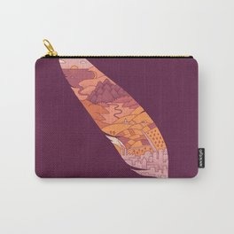 The Journey South Carry-All Pouch