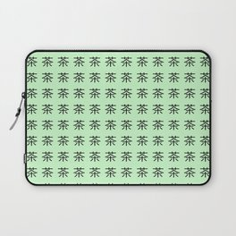 chinese ideogram: the tea 3 Laptop Sleeve