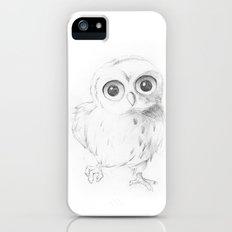 Sweet Little Owl iPhone (5, 5s) Slim Case