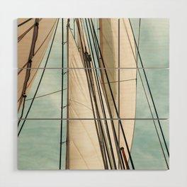 Set Sail Wood Wall Art
