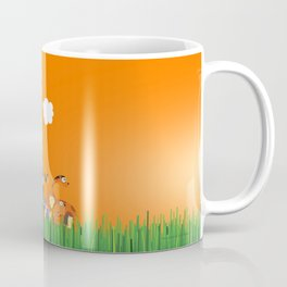 What's going on in the jungle? Kids collection Coffee Mug