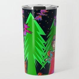 Night Fairy | Before Christmas | Kids Painting Travel Mug
