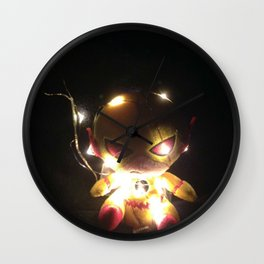 Reverse Flash Wall Clock