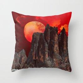 nice little place Throw Pillow