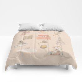Brooklyn Pieces 1 Comforters