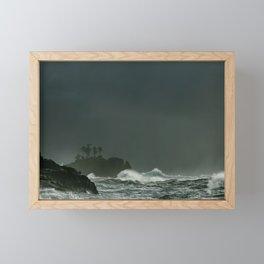 VanIsle Framed Mini Art Print