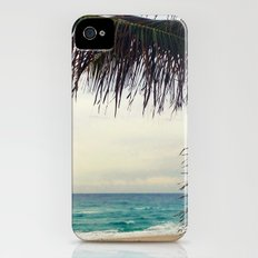 Sea and Palm  iPhone (4, 4s) Slim Case