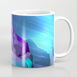 playing with colors and forms -04- Coffee Mug
