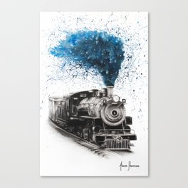 Time Voyager Canvas Print