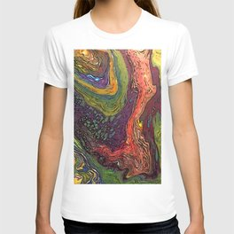 Rainbow Ring Pour T-shirt