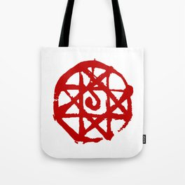 Full Metal Alchemist Alphonse Tote Bag