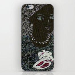 DE CORAZÓN iPhone Skin