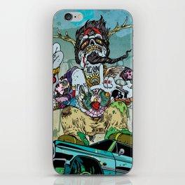 B-Side Low Ride iPhone Skin