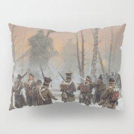 25 February 1831 Pillow Sham