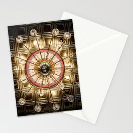 The Chandelier Stationery Cards