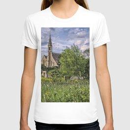 The Church at Clifton Hampden T-shirt