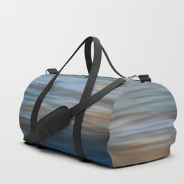 Ripples in water natural pattern Duffle Bag