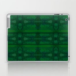 Patterns II Green Laptop & iPad Skin