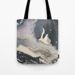 northern sea foam Tote Bag