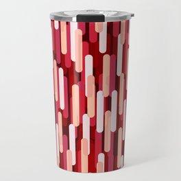 Fast Capsules Red Travel Mug