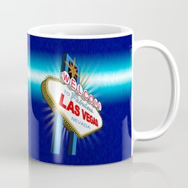 Welcome to Las Vegas Coffee Mug