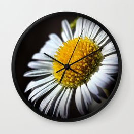Facing The Sun Wall Clock