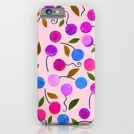 cherry-berrie jumble ... iPhone Case