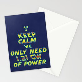 1.21 GW of Power Stationery Cards