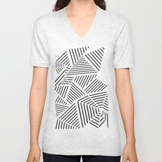 Ab Linear Zoom W Unisex V-Neck