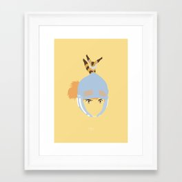 MZK - 1984 Framed Art Print