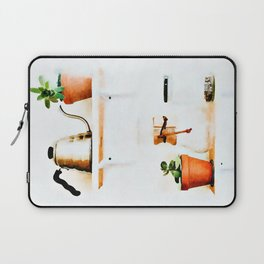 Plant Wall || #society6artprint #buyart Laptop Sleeve
